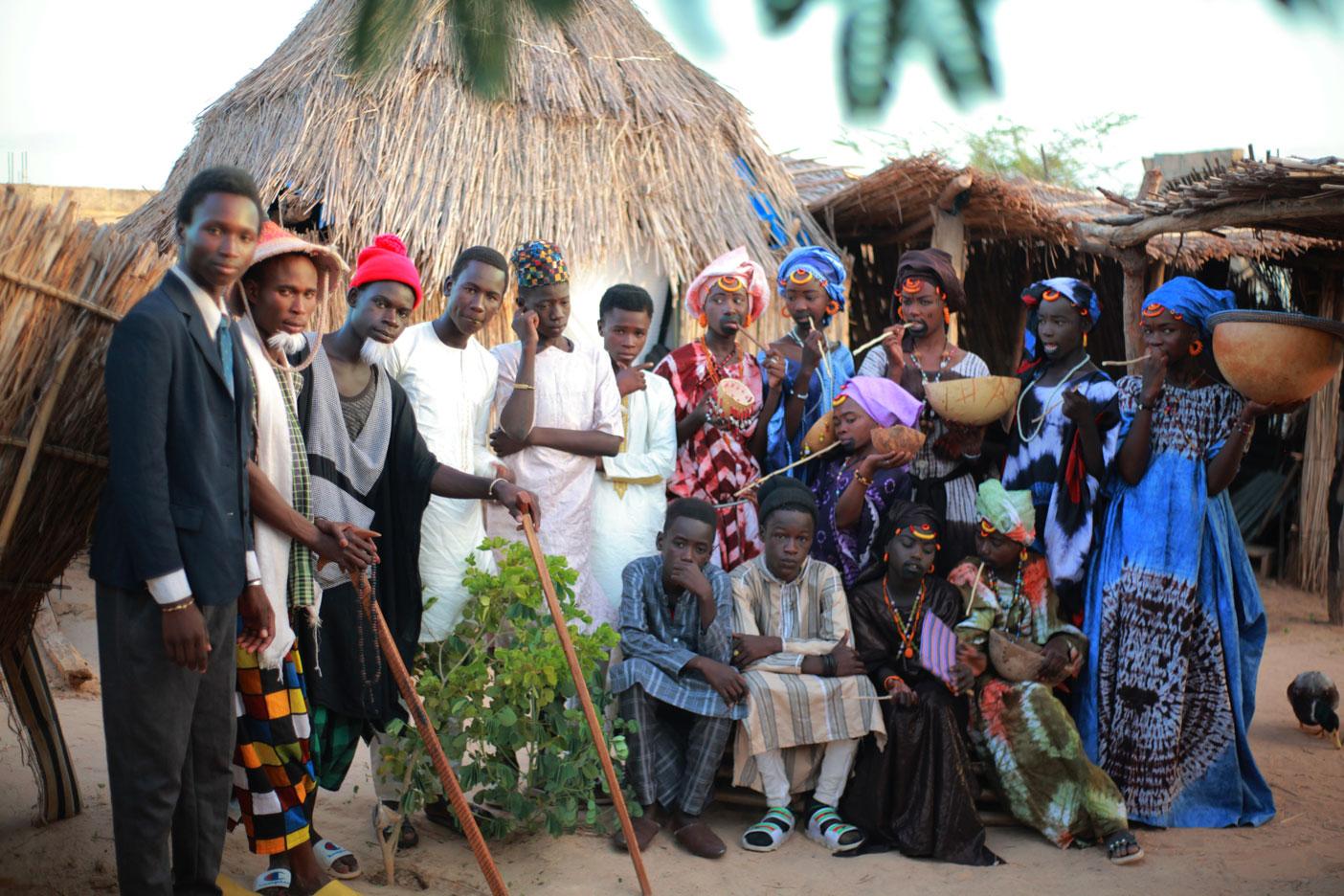 Young african actors senegal serie cinematique - Serie Yama dans Dellu Cosan - Culture et tradition africaine