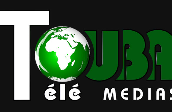 3D logo animation au senegal