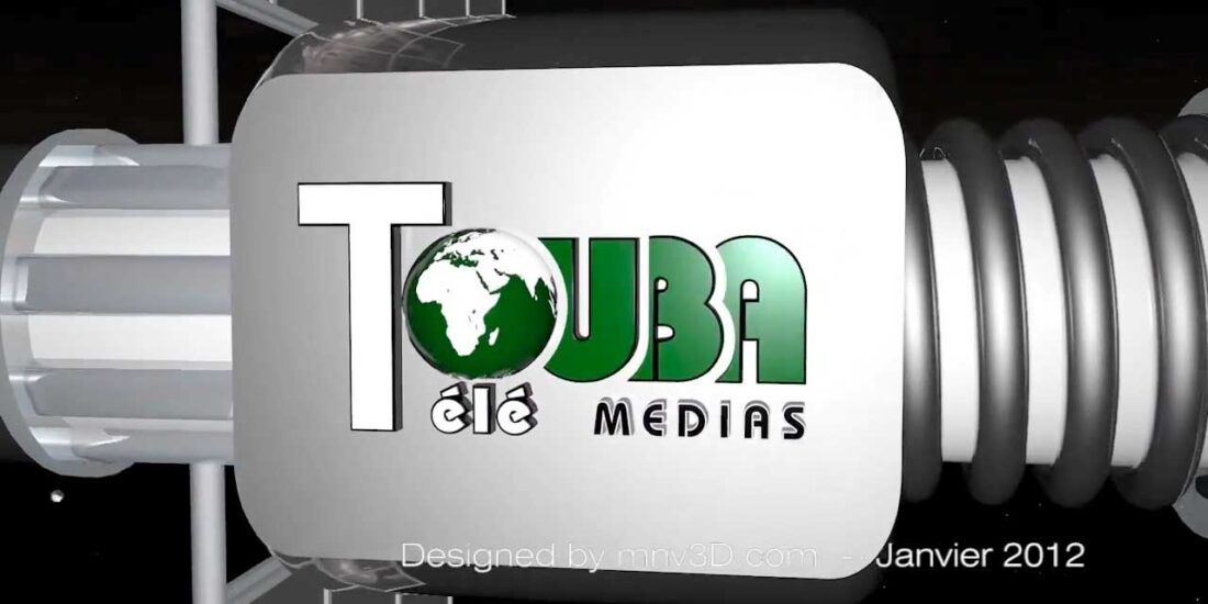 Logo 3D senegal